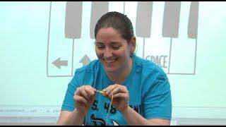 P.S.48 - Ms. Salguero Grammy Music Educator Award Video 2