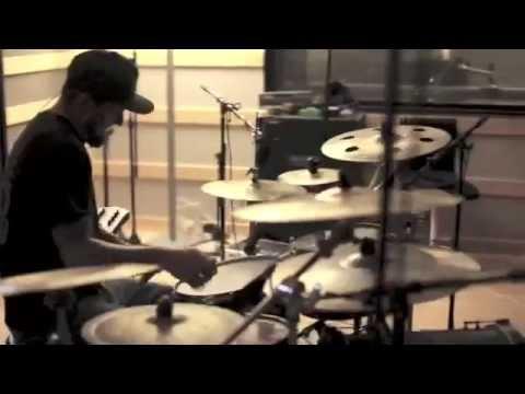 COLOSSUS FALL - Rough unmixed audio, Studio footage Nov 2014
