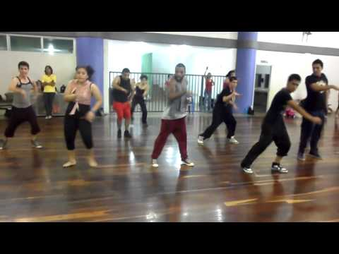 DANZA 3 STUDIO DEREK THOMPSON 2012 PARTE 3