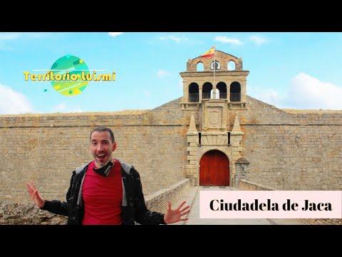 Visita a LA CIUDADELA DE JACA - Ruta por Huesca
