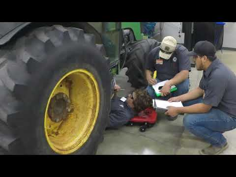 Perry Tech - Agricultural Equipment Technician
