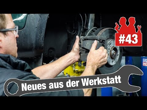 Mini-Bremse wird links zu heiß | Sharan und Omega: Wasserpumpen werden zur Gefahr für den Motor