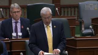 Queen's Park decisions need Northern assessment: Fedeli Dec. 6, 2017