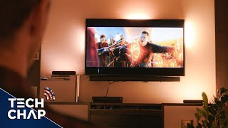How to SYNC your Philips Hue Lights with your TV & PS4/XBOX! | The Tech Chap
