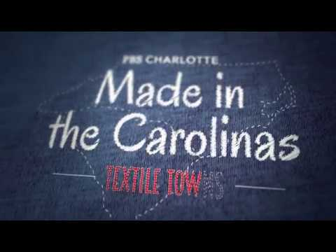 Carolina Impact: (Re)Made in the Carolinas - Textile Towns: Kannapolis (Feb. 20, 2018)