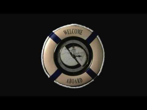 MARINA ULTRA RHYTHM MUSICAL MOTION CLOCK 4MH827WD03