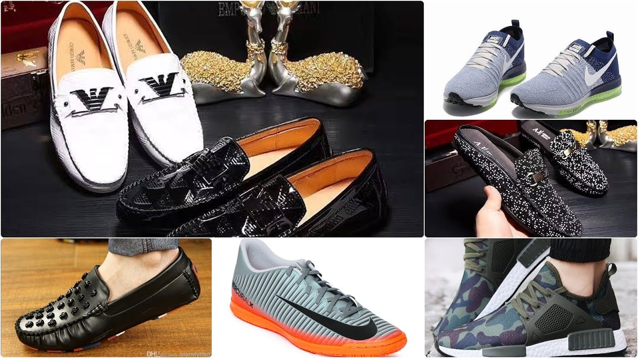 Latest Branded Shoes For Men Best Shoes Fashion For Boys Youtube