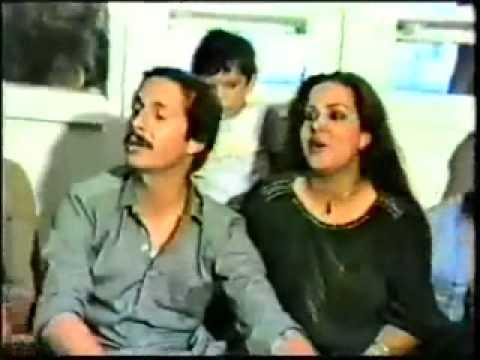 Jawad Ghaziyar and Seema Tarana   Waqte Aashiq Shawee