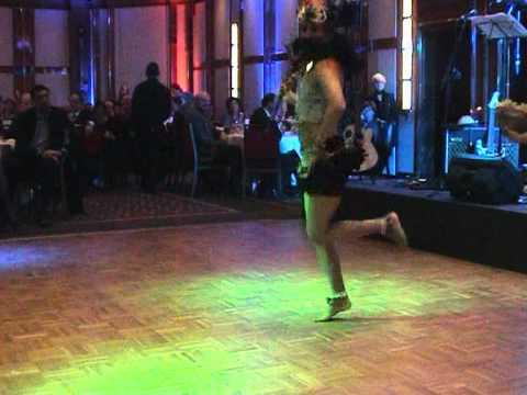 Presentación del Grupo Cultural Peruano en Westin Grand Hotel Frankfurt 24.02.2012