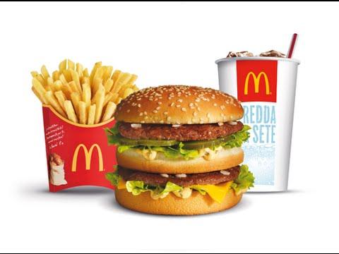 Panini Mcdonald Big Mac | Il Giulebbe