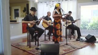 Izumi and Waipuna - Pua Tuberose (HiSessions.com Acoustic Live!)
