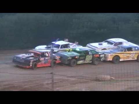 Strictly Stock Feature | Marion Center Speedway | 7-25-15