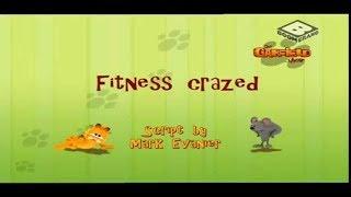 The Garfield Show | Înebunit După Fitness