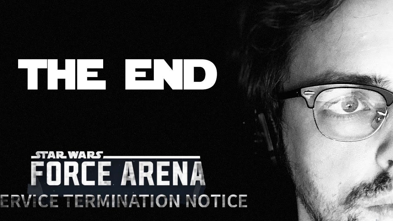 The END - Star Wars: Force Arena