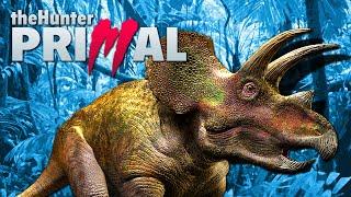 TRICERATOPS HUNTER ★ The Hunter: Primal (5)