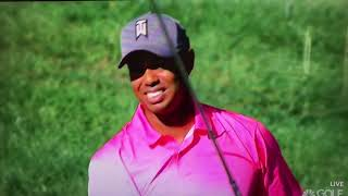 Tiger Woods Cussing Bay Hill 2018