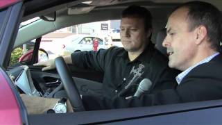 Chevy Volt test drive with Chris Preuss, President of OnStar and ThisWeekIn CEO Mark Jeffrey