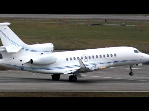 John and Martha on the Joys of Flying Their Dassault Falcon Jet