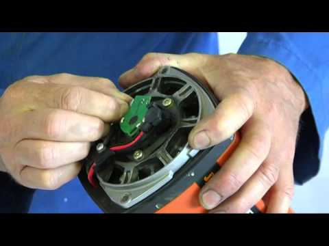 Cleaning gas nailers PULSA P800 - entretien cloueurs gaz PULSA P800 (International version)