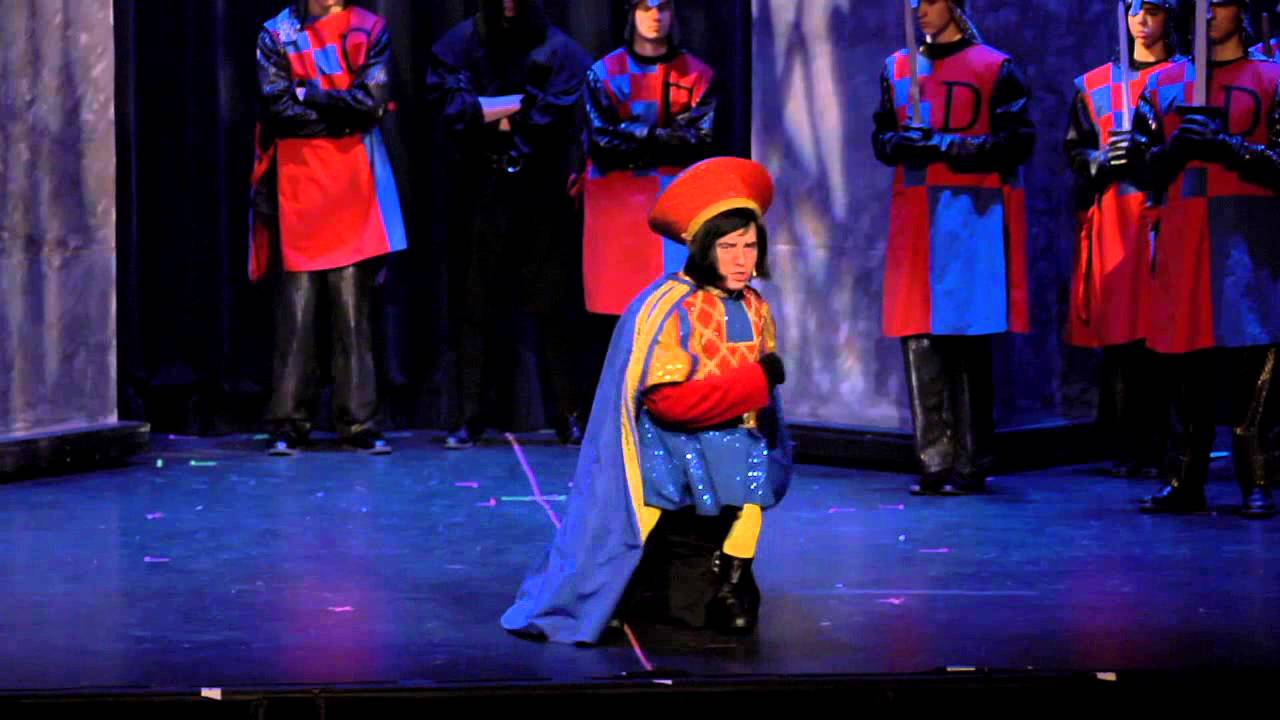 Shrek The Musical Act 2 Part 1 Youtube