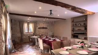 La Maison Saint Nicolas - 27630 Fourges - Location de salle - Eure 27