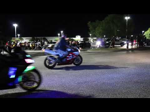 Black bike week 2018 party I don't own the copyright to the music
