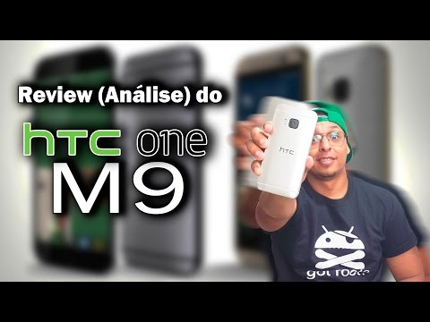 Review (Análise)  HTC One M9 (Português)