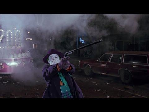 Batman - Batwing vs Joker