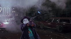 Batman - Batwing vs Joker's Big Gun