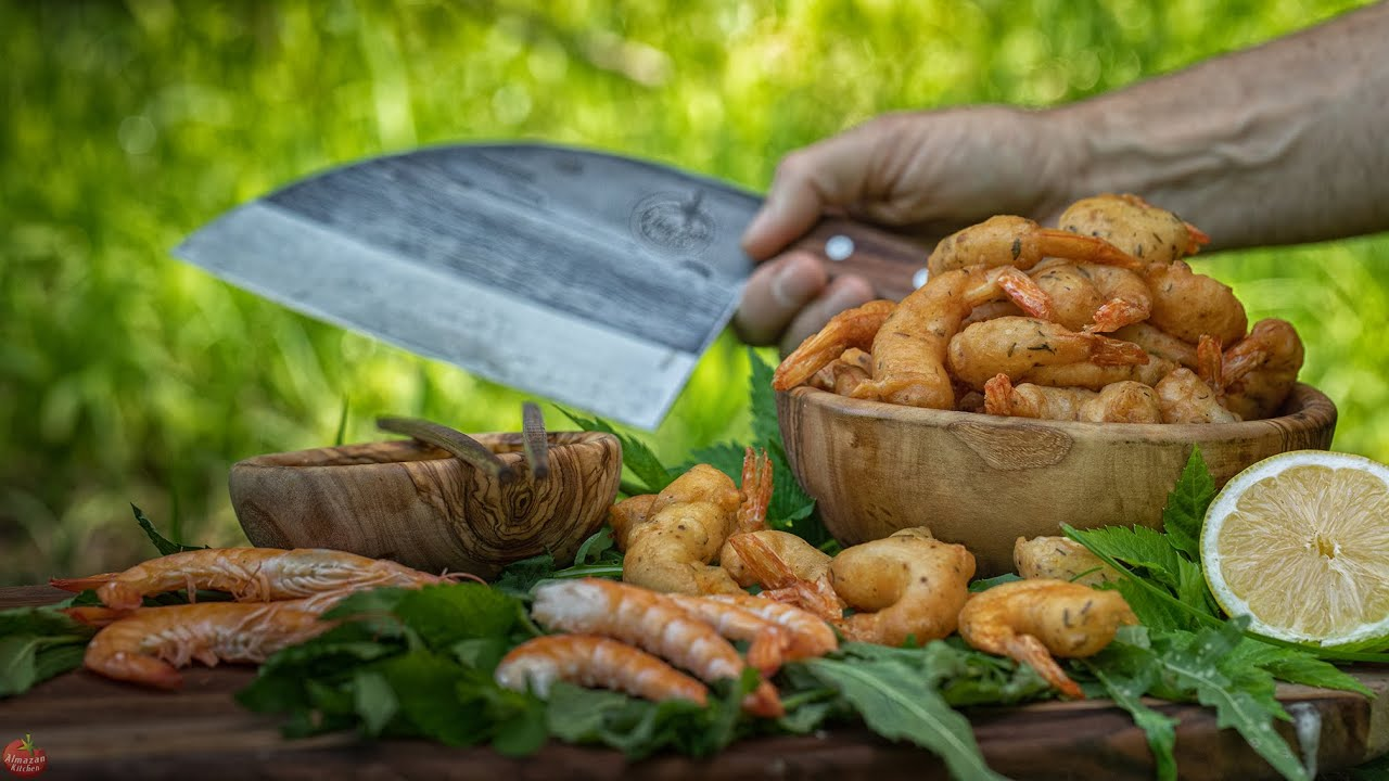 Easy Popcorn Shrimp | Recipe | Almazan Kitchen