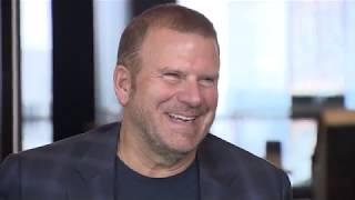 Tilman Fertitta on everything from his new book to the Houston Rockets