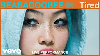 Download Lagu beabadoobee - Tired Live Performance  Vevo MP3