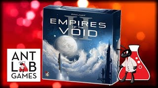 Empires of the Void II Playthrough Review
