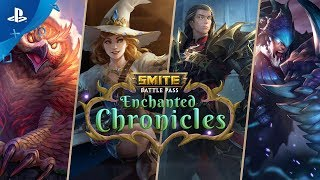 Smite | Enchanted Chronicles Battle Pass | PS4