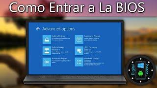 Como Entrar a la BIOS (Windows 8, 8.1, 10) Toshiba TAMBIÉN FUNCIONA PARA OTRAS MARCAS thumbnail