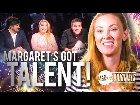 Margaret's Got Talent!