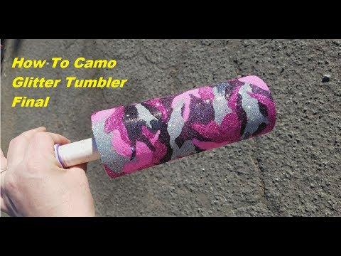Glitter Tumbler Designs - Glitter University