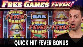 🔥 Quick Hit FEVER Bonus! 🔥 Doubling Up on Lightning Link