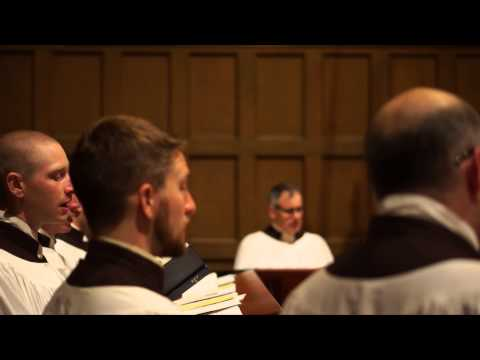 The Compline Choir at St. Mark's Cathedral (Seattle, WA)