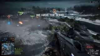 Поиграл в Battlefield 4 - впечатления и геймплей.