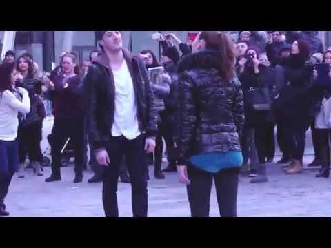 Dirty Dancing Flash Mob @Milano