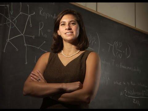 Meet Lauren Meyers: Mathematical Epidemiologist