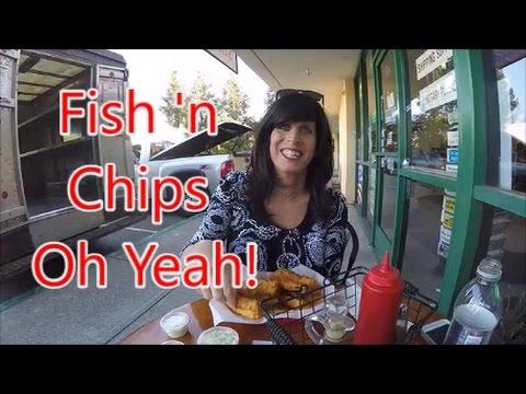 Friday Night Restaurant Reviews...Mel's Fish & Chips, Santa Rosa, CA