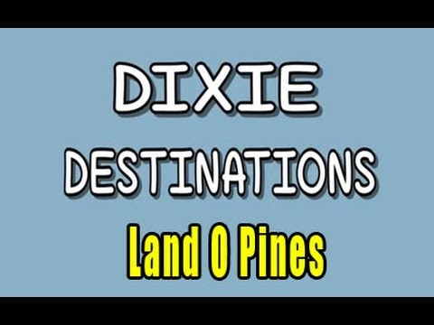 Dixie Destinations - A Trip to Land O Pines for Halloween with Dixie RV in Hammond, LA