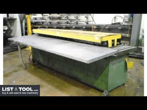 Engel 1640 Sheet Metal Forming Machinery