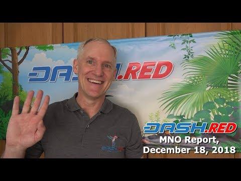 Dash.red MNO Report, December 18, 2018