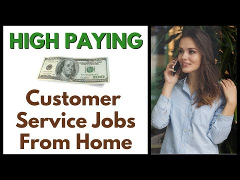 Customer Service Jobs From Home - Online Customer Service Jobs