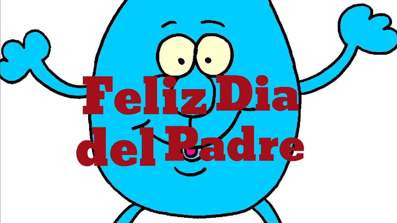 FRASES BONITAS PARA PAPA -- FELIZ DIA DEL PADRE - YouTube
