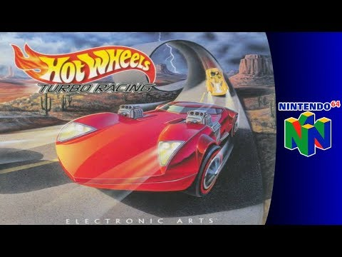 Nintendo 64 Longplay: Hot Wheels Turbo Racing