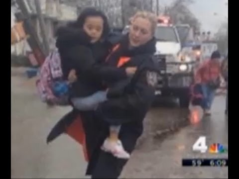 NYPD Rescues on Staten Island